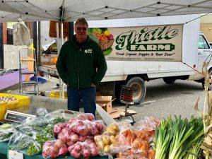 Dieter Duty, Owner  of Thistle Farms