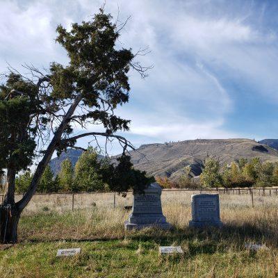 Cooney Family Grave Site. Photo: M. Kozuchar